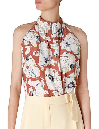BOTANICAL CDC ISABELLA TOP