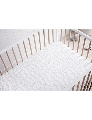 Adorah Fitted Cot Sheet