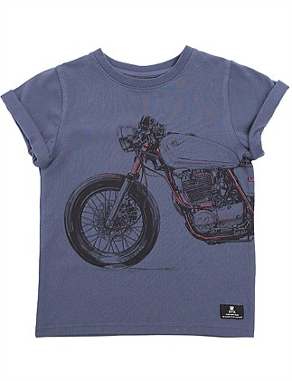 4a62b6aa0b MOTORCYCLE BOY TEE Special Offer Exclusive. Rock Your Kid