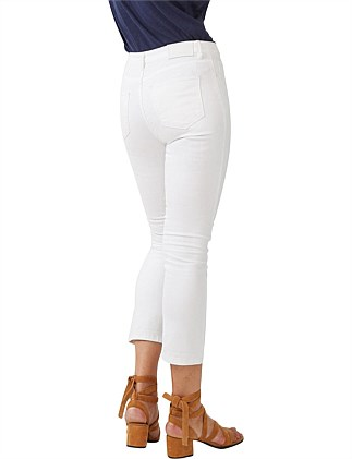 Chloe High Rise Crop