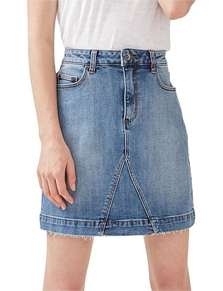 KIM DENIM SKIRT