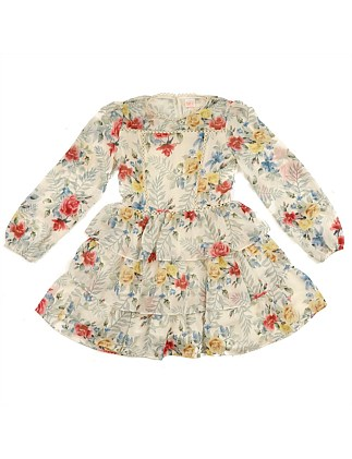 Estel Floral Desire Dress (Girls 3-7 Years)