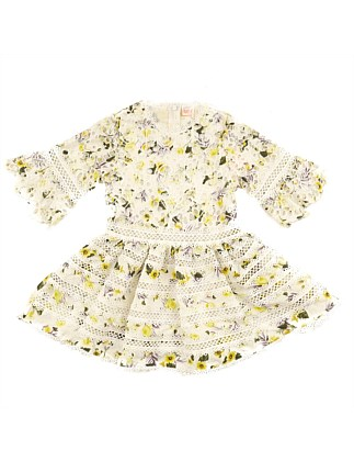 The Enchanting Dress (Girls 3-7 Years)