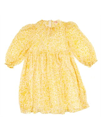 Elinor Floral Dress (Girls 3-7 Years)