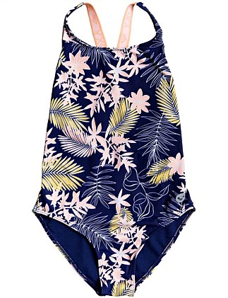 Bikini Point One Piece (Girls 8-14 Yrs)