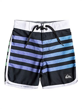 Everyday Grass Roots Boy 12 Boardshort (Boys 2-7 Yrs)