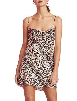 73a5c4b5e18c4 Feline Mini Dress