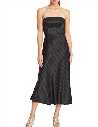 Dottie Ray Strapless Dress
