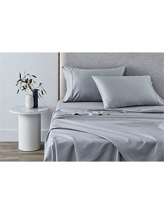 Tencel Lyocell Fibre & Cotton Standard Pillowcase - Pair