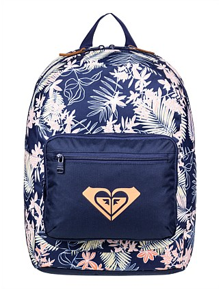 Happy At Home Backpack (Girls 8-14 Yrs)