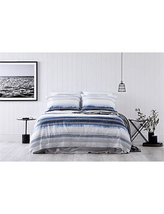 Emberson Queen Quilt Cover Set