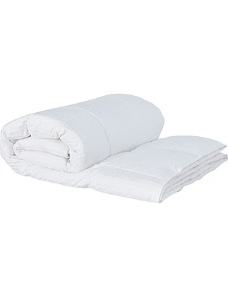 Deluxe Feather & Down 2 In 1 Super King Quilt