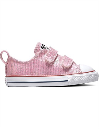 CHUCK TAYLOR ALL STAR 2V SPARKLE - OX. Converse 077680b87