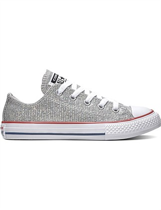 62d629c1cfa4 CHUCK TAYLOR ALL STAR SPARKLE - OX. Converse