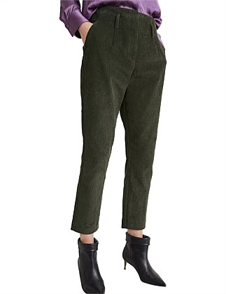 Tapered Cord Pant