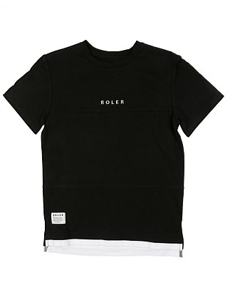 ROLER Emb Tee (Boys 8-16 Years)