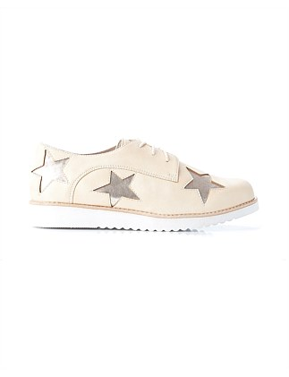 Maze Star Lace Up