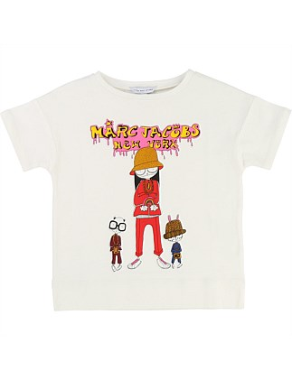 Short Sleeve T-Shirt (4-10Years)