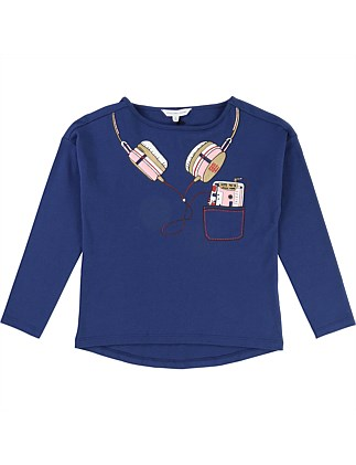 Long Sleeve T-Shirt (4-10Years)