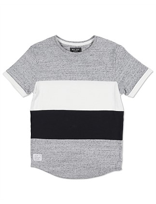 Block Tee W19 (Boys 8-14 Years)