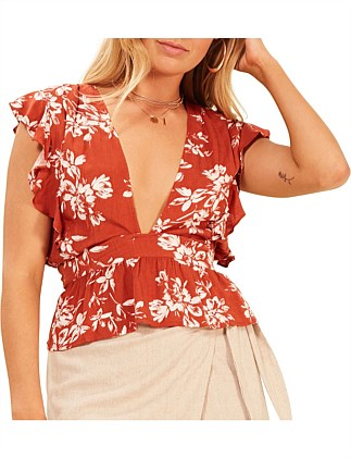 desert bloom flutter top