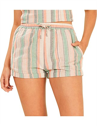 intrepid stripe shorts