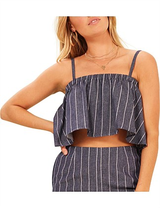 walk this way flare top