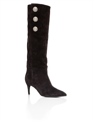 BOOT JANE 65-SUEDE LEATHER BOOT