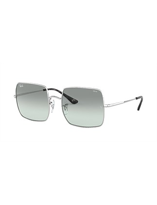 Ray-Ban Icons Silver Square