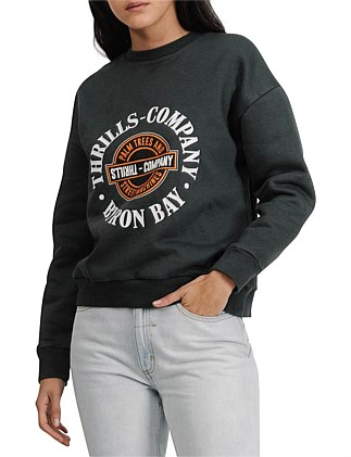 national band crew sweat