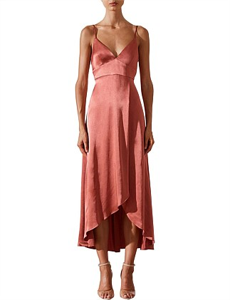 Giselle Cocktail Midi Dress