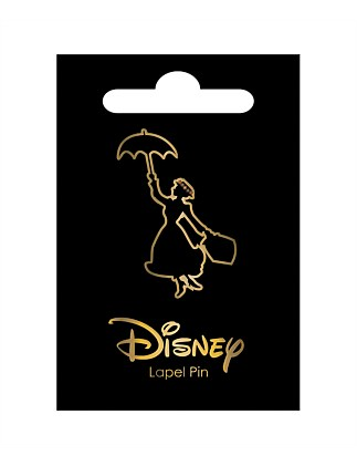 DISNEY MARY POPPINS LAPEL PIN
