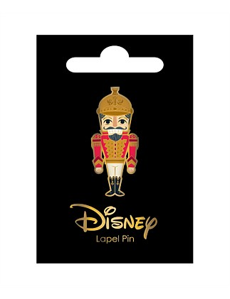 DISNEY NUTCRACKER LAPEL PIN