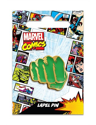 MARVEL HULK FIST PIN