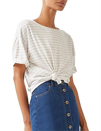 Cotton Modal Relaxed Top