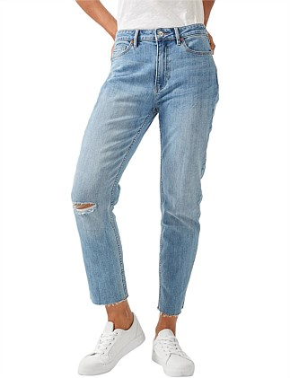 Authentic Busted Jean