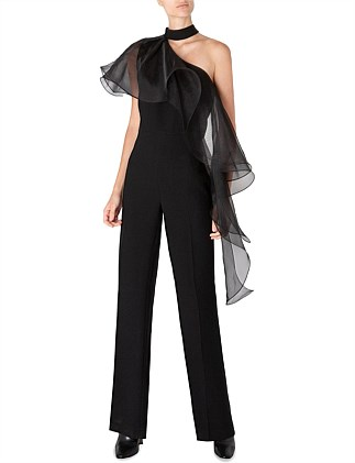 PERFECT ASYMMETRY JUMPSUIT
