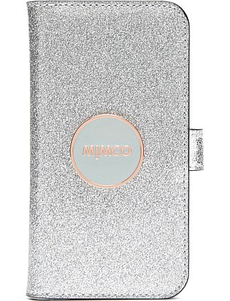 Shimmer Flip Case For iPhone X/XS