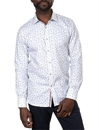 KOI FISH PRINT SHIRT