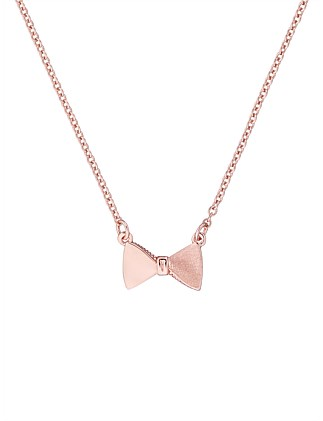 cf23f5814f52 Tengar Tux Bow Pendant Special Offer. Ted Baker