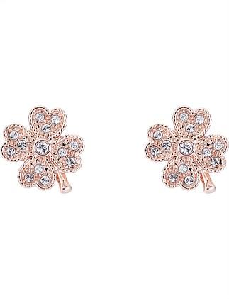 2d65ece5 Hiila Hidden Heart Clover Stud Earring Special Offer. Ted Baker