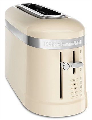 KMT3115 Design 2 Slice Toaster Almond Cream