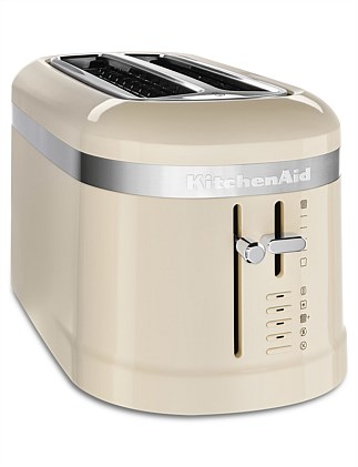 KMT5115 Design 4 Slice Toaster Almond Cream
