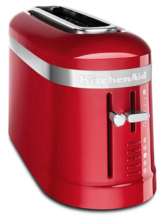 KMT3115 Design 2 Slice Toaster Empire Red