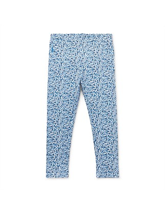 Floral Jersey Legging (4-7 Years)