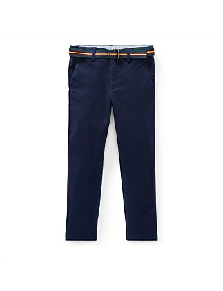 Belted Stretch Skinny Chino (2-3 Years)