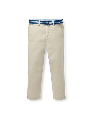 Belted Stretch Skinny Chino (4-7 Years)