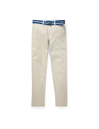 Belted Stretch Skinny Chino (8-14 Years)