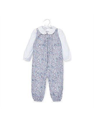 Cotton Interlock 2-Piece Set (3-12 Months)