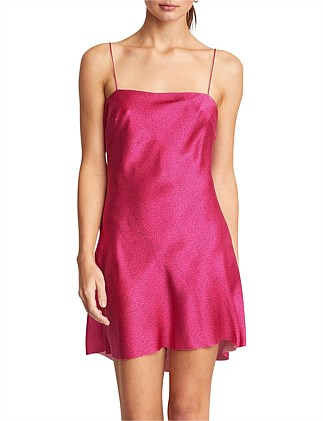 Pink Party Mini Dress